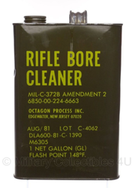 Wapenolie Rifle Bore cleaner - 1 Gallon =3,8 liter - origineel