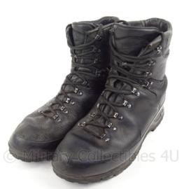 Meindl schoenen M1 met vibram zool - gebruikt - origineel KL - maat 315M / maat 49 - origineel