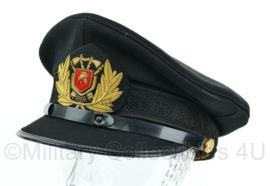 Platte pet Brandweer  Het Gooi Maat 56 1/2  - Origineel