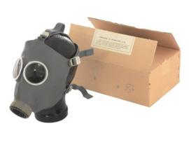 Fins Gasmasker M62 zonder filter - nieuw in de doos - origineel
