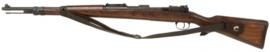 MP44 draagriem of K98 draagriem - Originele WO2 riem met replica eindstuk
