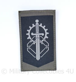 Defensie GVT MatlogCo Materieellogistiek Commando arm embleem  - origineel