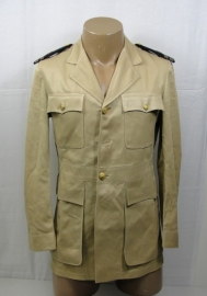 US NAVY tropical uniform jacket - lieutenant origineel WO2