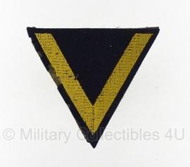 Kriegsmarine gefreiter chevron - origineel WO2 Duits