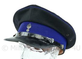 Korps Rijkspolitie pet model  tot 1960 - maat 57 1/2 - Origineel