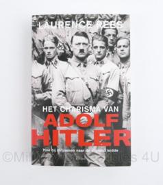 Boek Het charisma van Adolf Hitler Hoe hij miljoenen naar de afgrond leidde  Laurence Rees