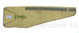 Franse Parachutisten Rifle Pouch AEZ EL33E  - 106 x 33 x 2,5 cm - origineel