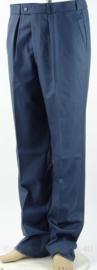KLU Luchtmacht DT herenbroek uniform broek blauw - maat 47 tm. 56,5 - origineel