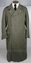 Zweedse wollen overjas Zweedse mantel  WO2 DUITS MODEL M40 - meerdere maten - origineel 1946-1956