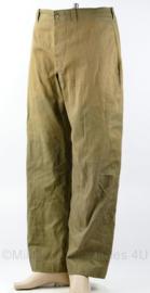 Nieuw gemaakt M37 model broek - 90 x 75 cm - origineel