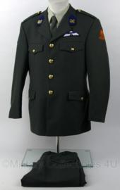 KL DT2000 uniform jas en broek met Parawing - Lo sport - jas maat 50 / broek maat 48  - origineel