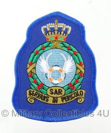 KLU Luchtmacht SAR Search and Resque embleem - origineel