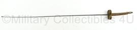 Duits sabel eind 1800 begin 1900  Floret Solingen - 85 cm - origineel