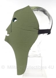 Foam masker - groen