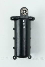 Politie pepperspraykunststof houder - los onderdeel - 11x4x5,5cm - origineel