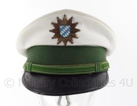 """Duitse Bundespolizei pet """"bayern"""" - maat 56 1/2 - Origineel"""