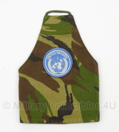 KL armband Nederlandse leger woodland - United Nations - origineel