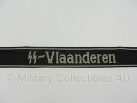SS cufftitle SS- Vlaanderen - BEVO