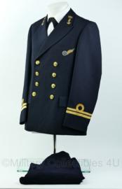 Koninklijke Marine dames uniform met OB-wing Onderzeebootbestrijder - Kapitein der mariniers - maat 48 - origineel