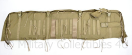 Zeldzame Sniper weapon kit bag Eagle Industries Hybrid Sniper Rifle Case coyote - 32 x 130 x 5 cm - origineel