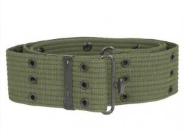 Pistol belt M1943 OD webbing koppel groen