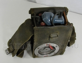 Zwitserse model 1950 veldtelefoon - origineel