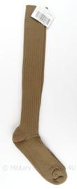 Duitse leger sokken tropen lang model khaki Socken lang Tropen - ongedragen - maat 46/48 - origineel