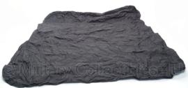 KL Nederlandse leger zwarte rugzakhoes - maat Small = tot 80 liter rugzak - origineel