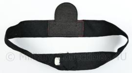 Koninklijke Marine mutsband met afdekking - maat 7 3/8 = Large  - origineel