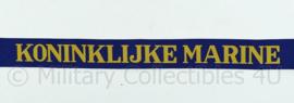 Koninklijke Marine Mutslint model 1941 tot 1955 nagemaakt