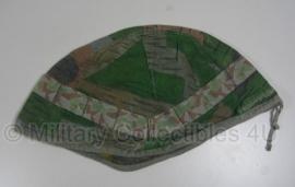 Zwitsers Leibermuster camo overtrek omkeerbaar voor de M18 helm - origineel
