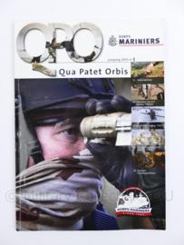 Korps Mariniers tijdschrift Qua Patet Orbis QPO 2015 nummer 1 - 131 pagina's - 29,5 x 21 x 1 cm - origineel