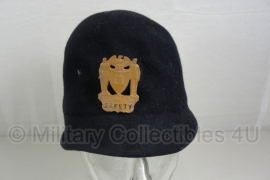 Uniek: U.S. Safety Police Cap - art. 415