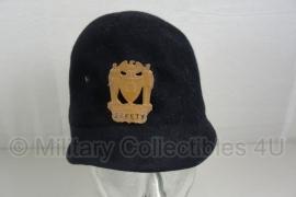 Uniek: U.S. Safety Police Cap - art. 415 - origineel
