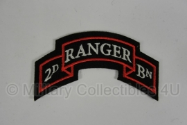 WWII US 2nd Ranger Bn Patch