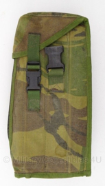 Britse en KL Nederlandse leger woodland tas voor veldradio - origineel