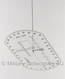 KL Nederlandse leger KRTD kaarthoek M-02 - origineel