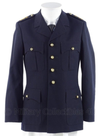 "KM Koninklijke Marine, Korps Mariniers ""Barathea""uniform jasje 1975  - maat 42 - origineel"
