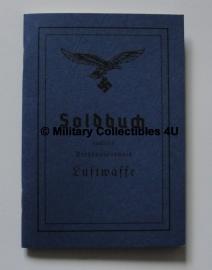 Soldbuch Luftwaffe