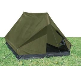 Tweepersoons tent -Groen
