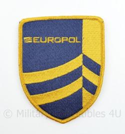 EUROPOL embleem - met klittenband  - 10,5 x 8,5 cm.