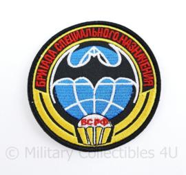 Russische leger embleem - met klittenband -  8 cm. diameter - origineel