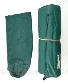 Self inflatable matras met opberghoes Therm A rest BASECAMP REGULAR slaapmat  - 183 x 52 cm - origineel