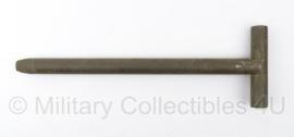 T schep / shovel M1910  - losse steel - origineel WO2 gedateerd