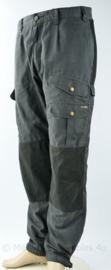 Mammut FjallRaven BARENTS PRO TROUSERS tactical trouser grey/black - maat 48 - origineel