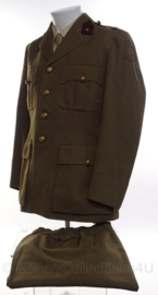 KL Nederlandse leger DT uniform set 1950/1963 Onderluitenant - Pionieren - maat Medium - origineel