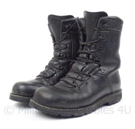 KL Koninklijke Landmacht HAIX veiligheidskisten - maat 44,5S = 285S - gedragen - origineel