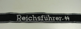 """SS Cufftitle """"Reichsführer SS"""" - 16e ss Panzergrenadier"""