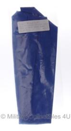 VN sjaal blauw - nieuw in verpakking - origineel