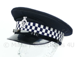 Britse politie pet met insigne - Hertfordshire constabulary - maat 57 - origineel
